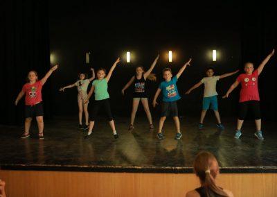 tánctábor