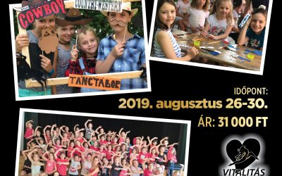 Tánctábor 2019. Budapest