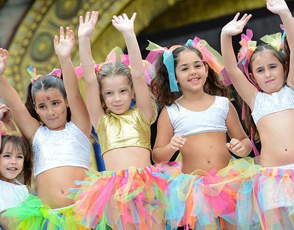 Miért éppen tánc a gyerekeknek?